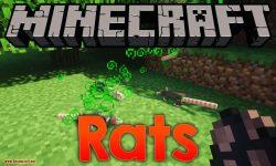 Rats mod for minecraft logo