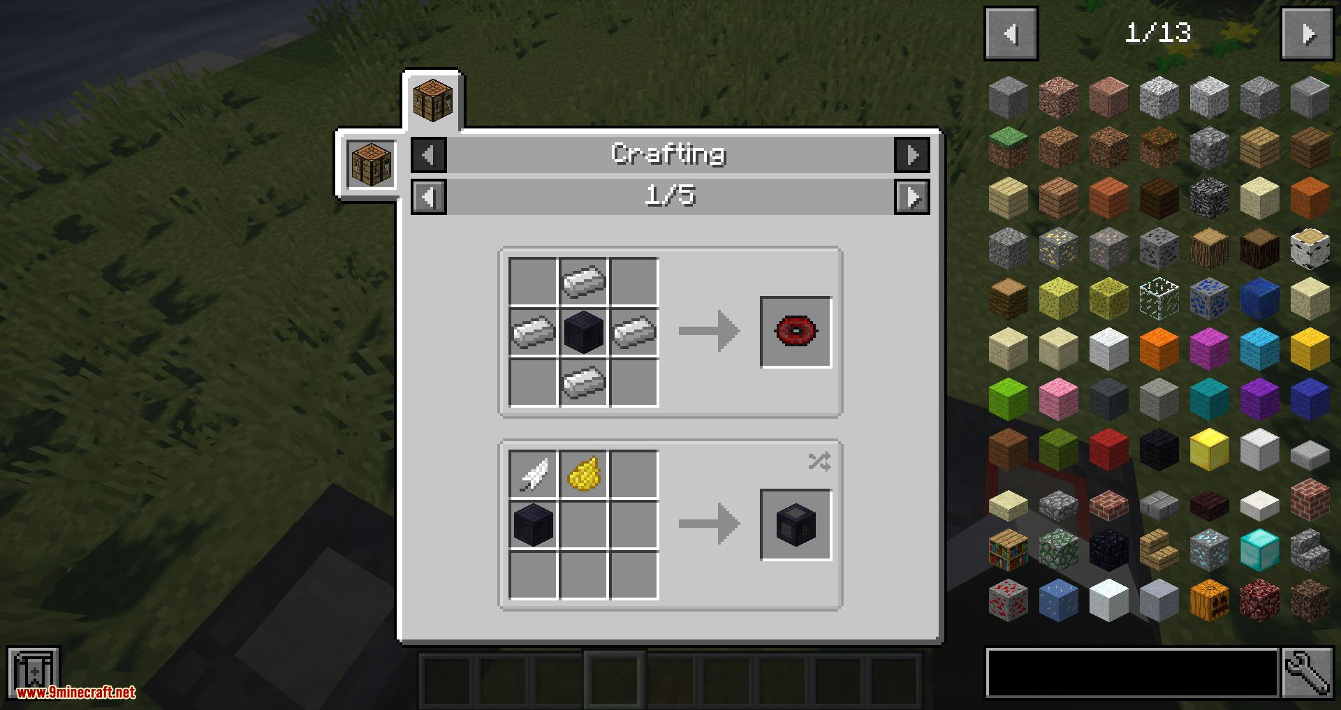 Super Factory Manager mod for minecraft 07