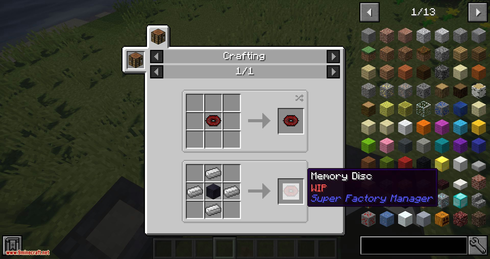 Super Factory Manager mod for minecraft 08