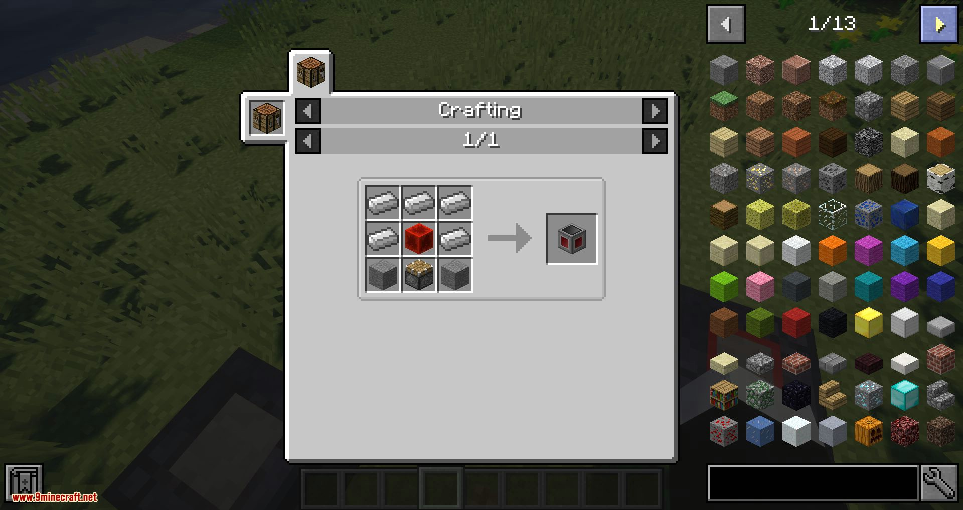 Super Factory Manager mod for minecraft 09