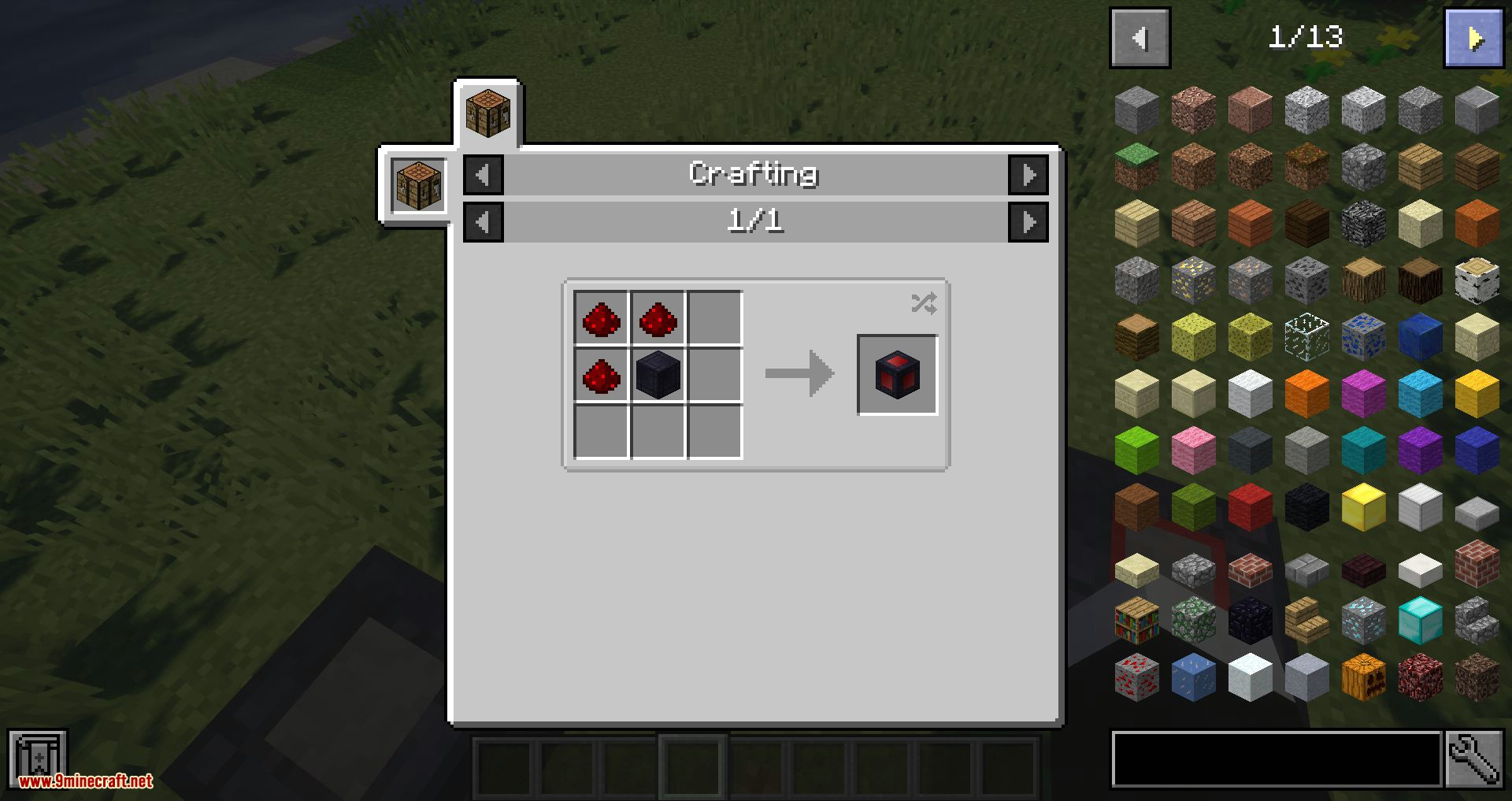Super Factory Manager mod for minecraft 10