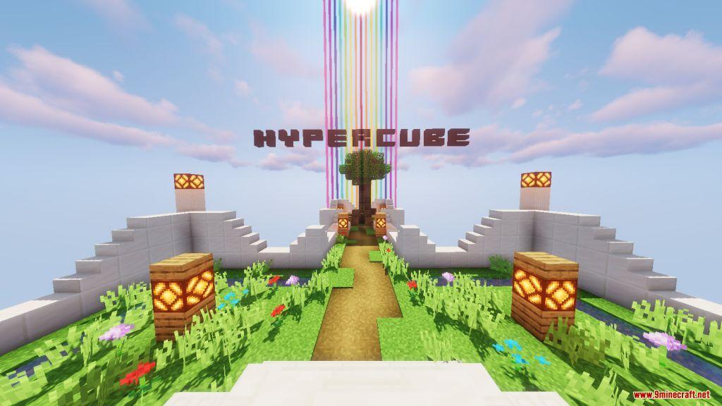 The Hypercube Map Screenshots (1)