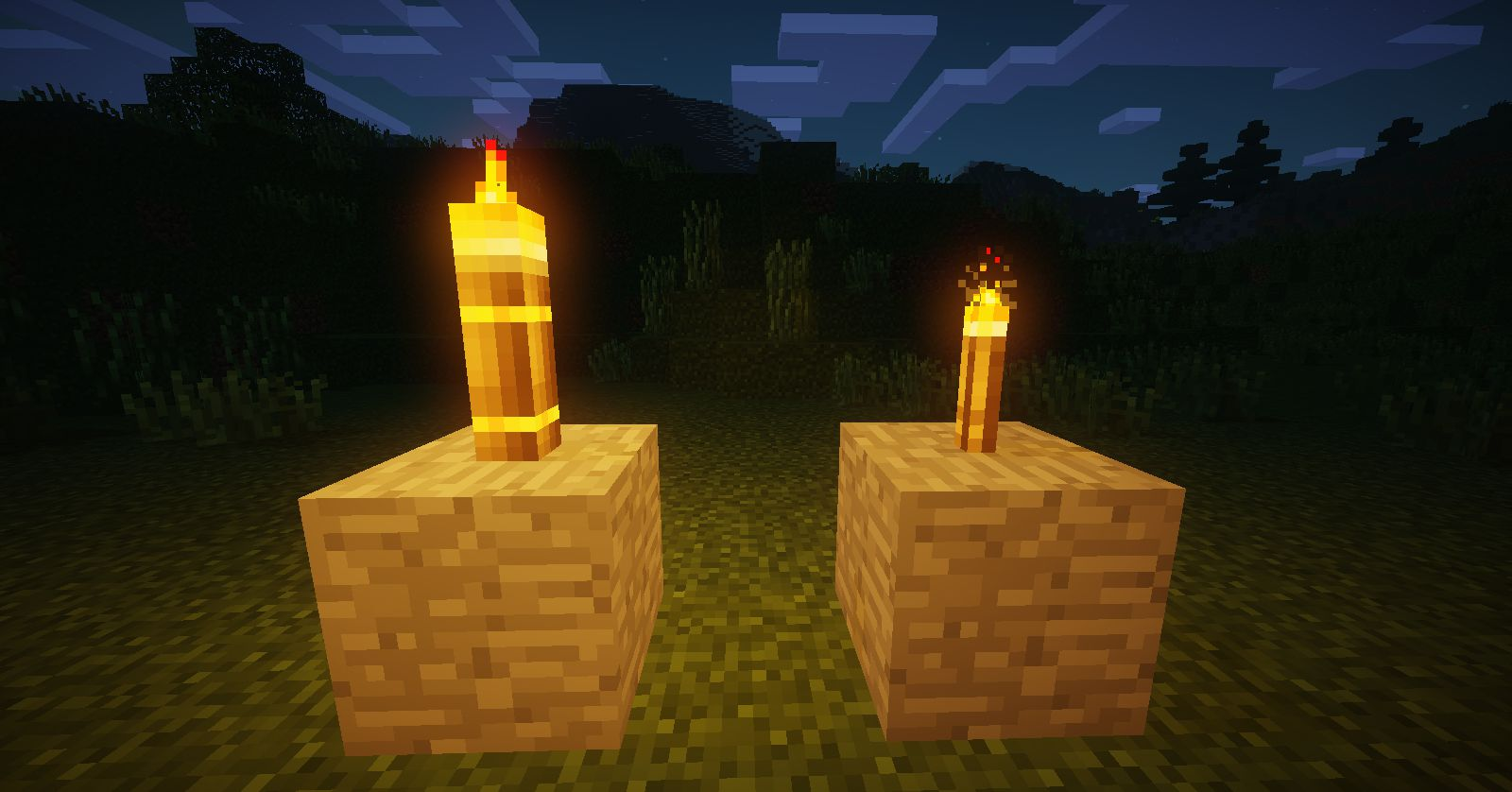 Torchmaster mod for Minecraft (3)