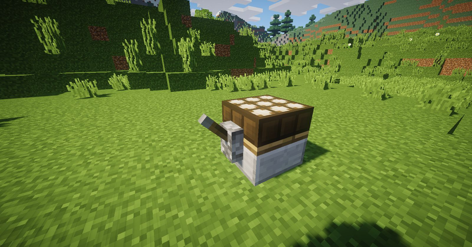 Torchmaster mod for Minecraft (8)