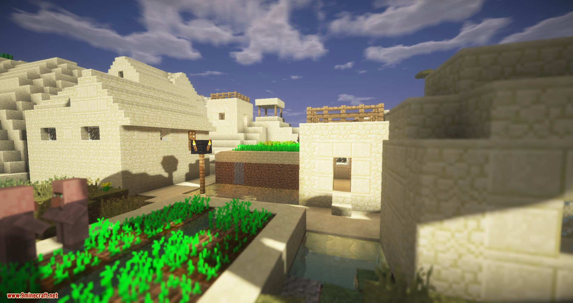 Triliton's Shaders Mod for minecraft 02