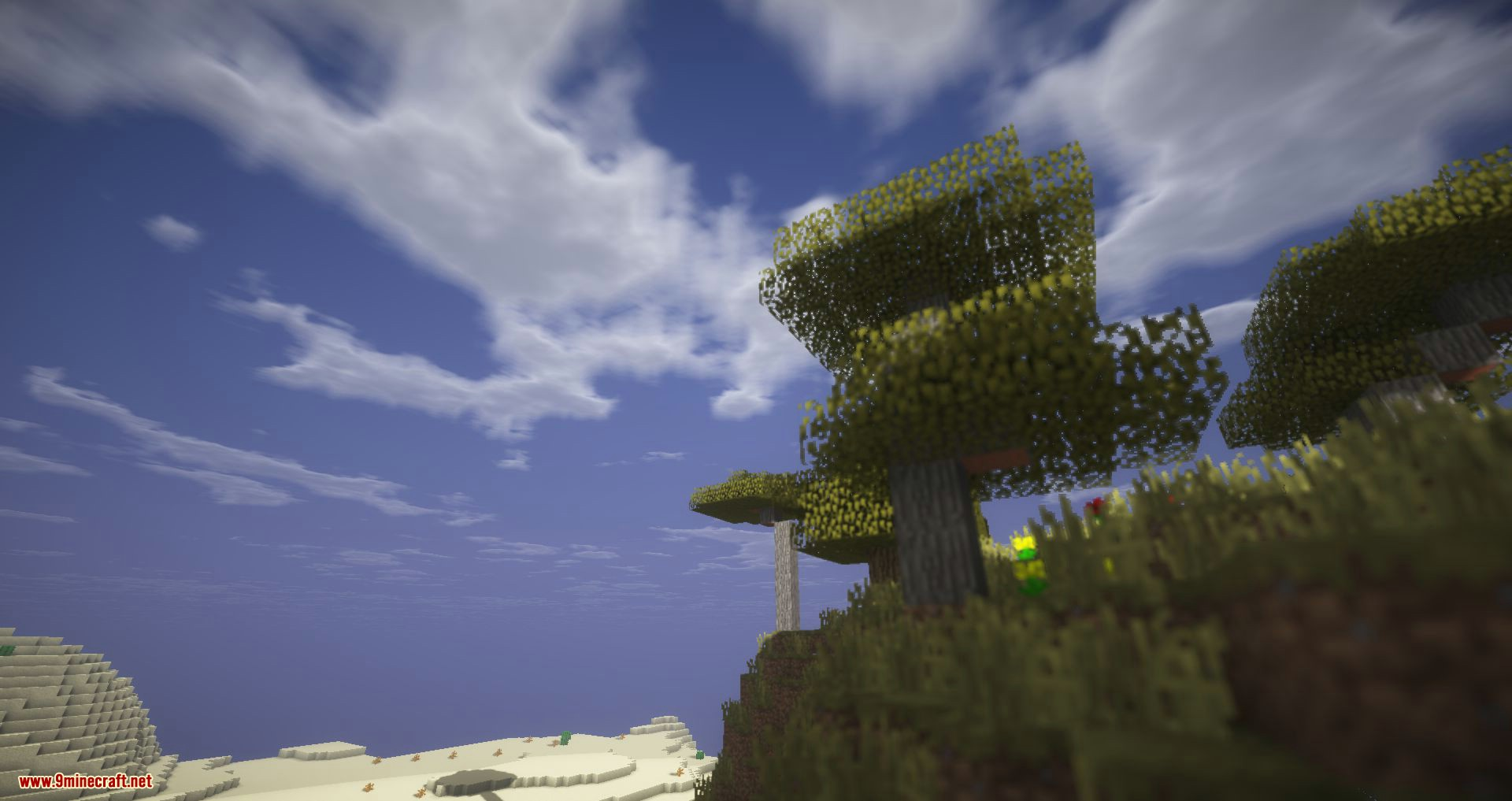 Triliton's Shaders Mod for minecraft 03