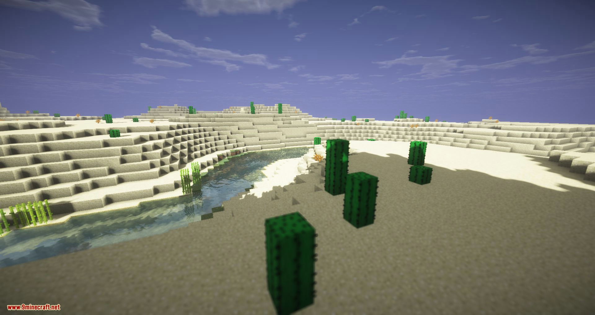 Triliton's Shaders Mod for minecraft 04