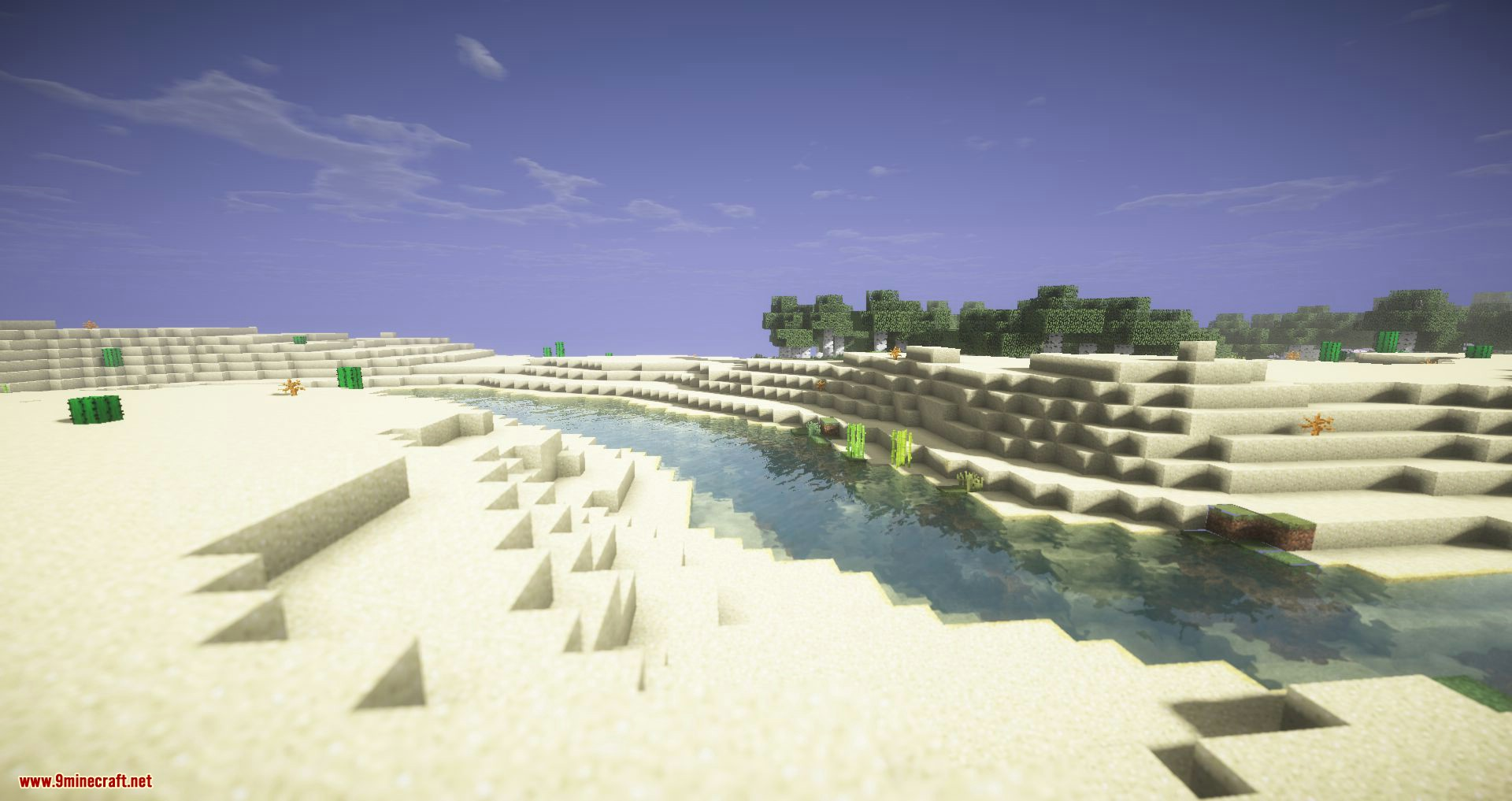 Triliton's Shaders Mod for minecraft 05