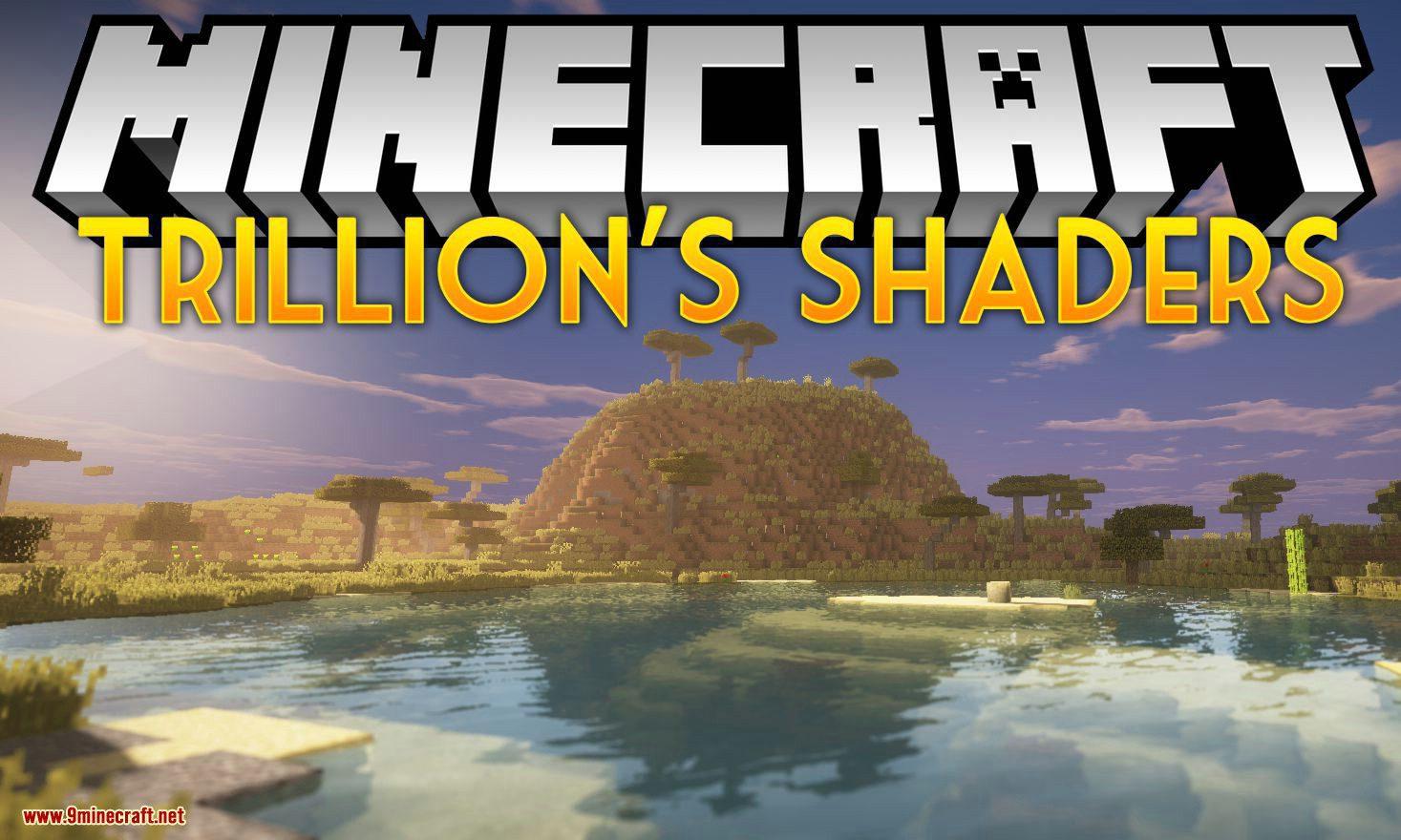 Triliton's Shaders Mod for minecraft logo