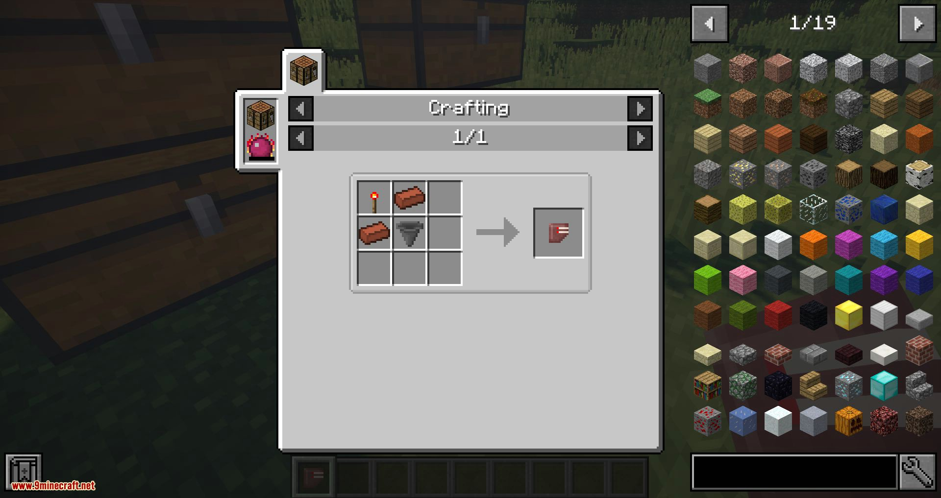 Vaultopic mod for minecraft 01