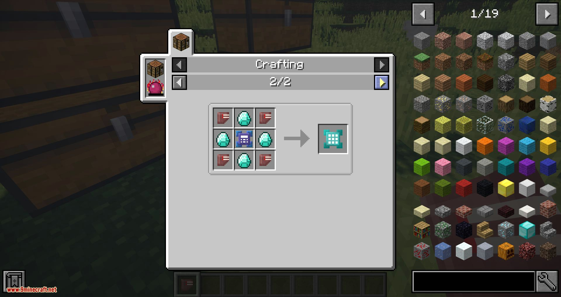 Vaultopic mod for minecraft 03
