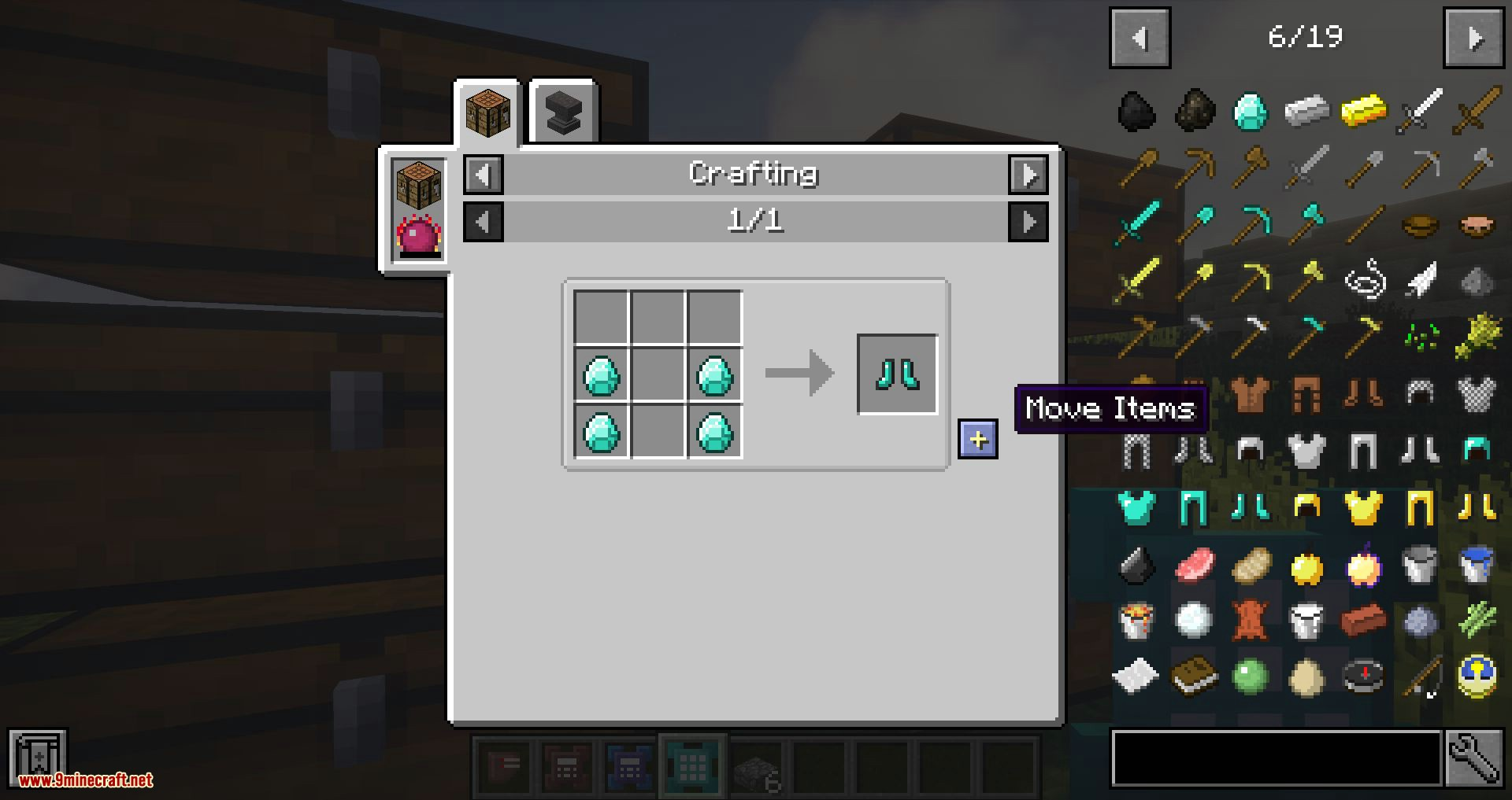 Vaultopic mod for minecraft 17