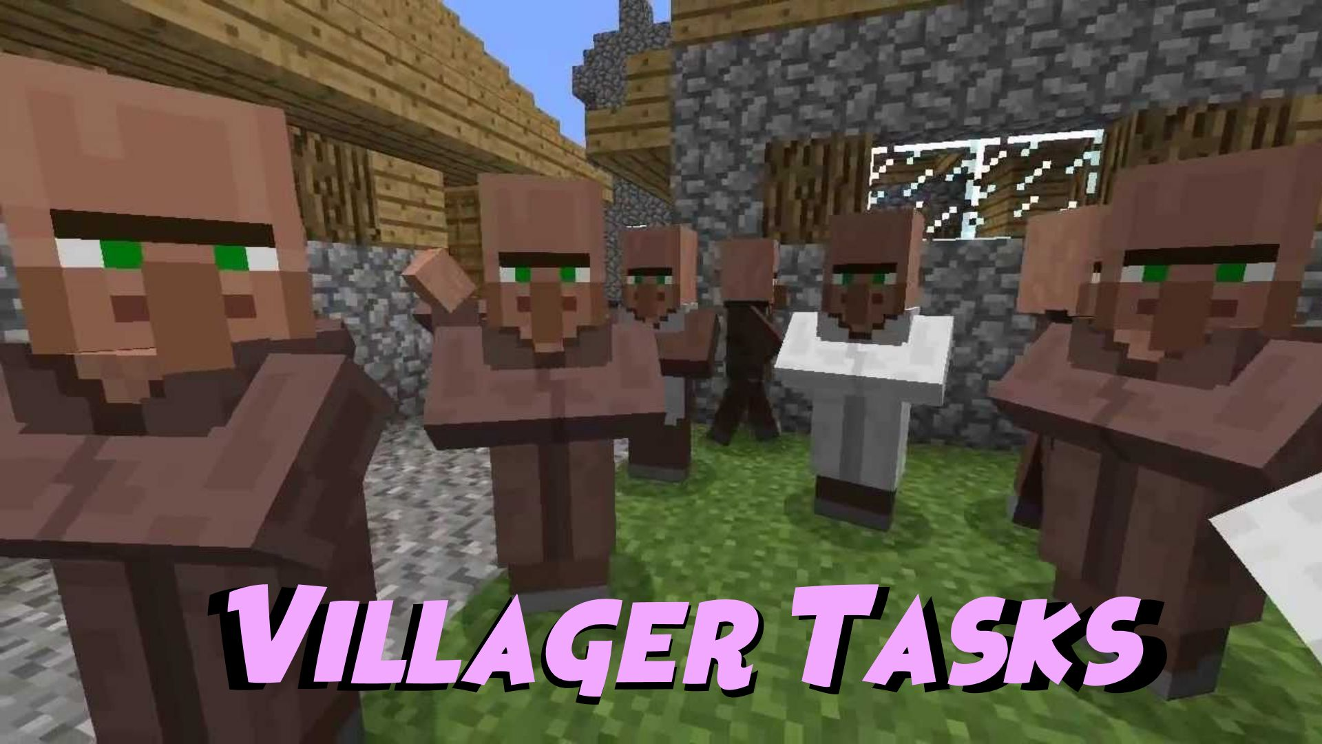 Villager Tasks Map Thumbnail