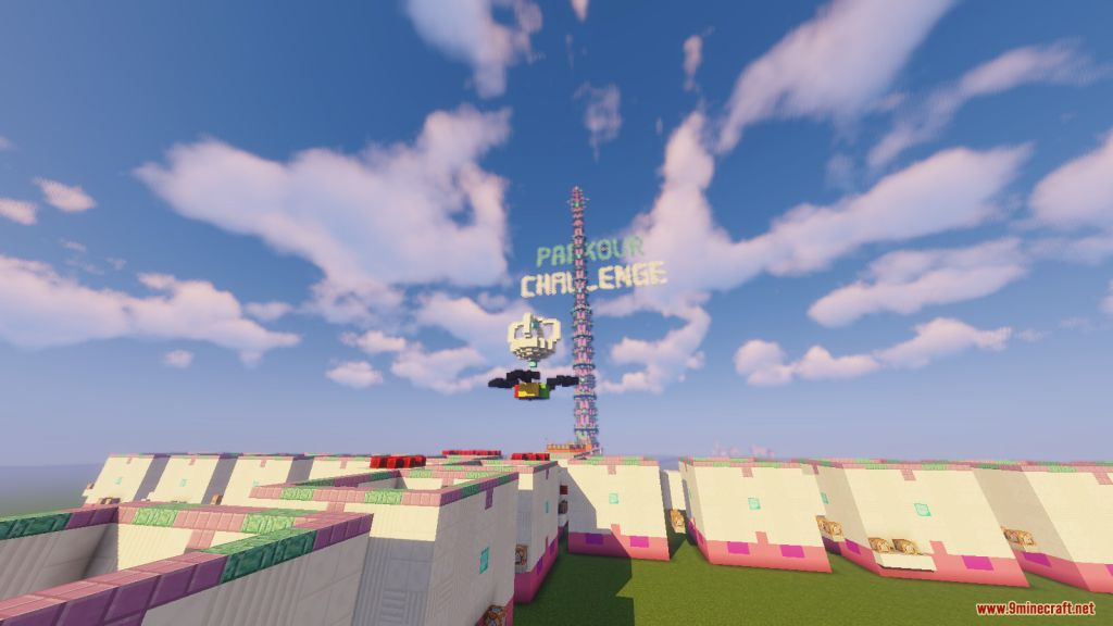 A Parkour Challenge Map Screenshots (6)