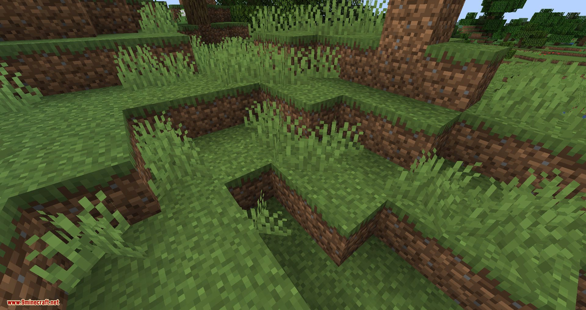 Bamboo Ladders mod for minecraft 10