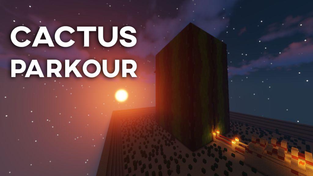 Cactus Parkour Map Thumbnail