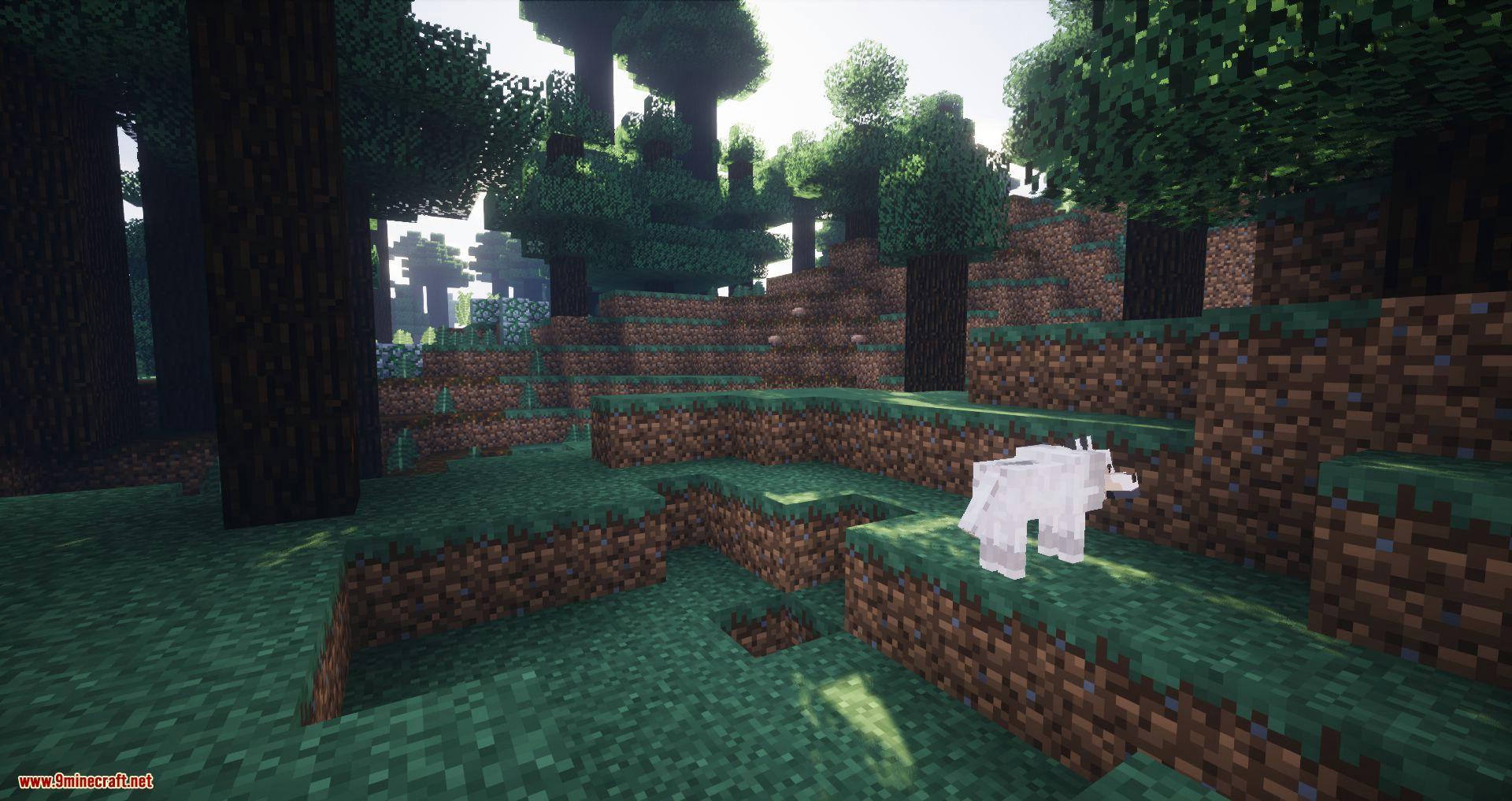 Console HUD mod for minecraft 03