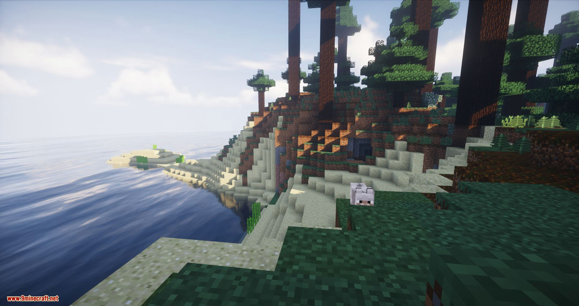 Console HUD mod for minecraft 04