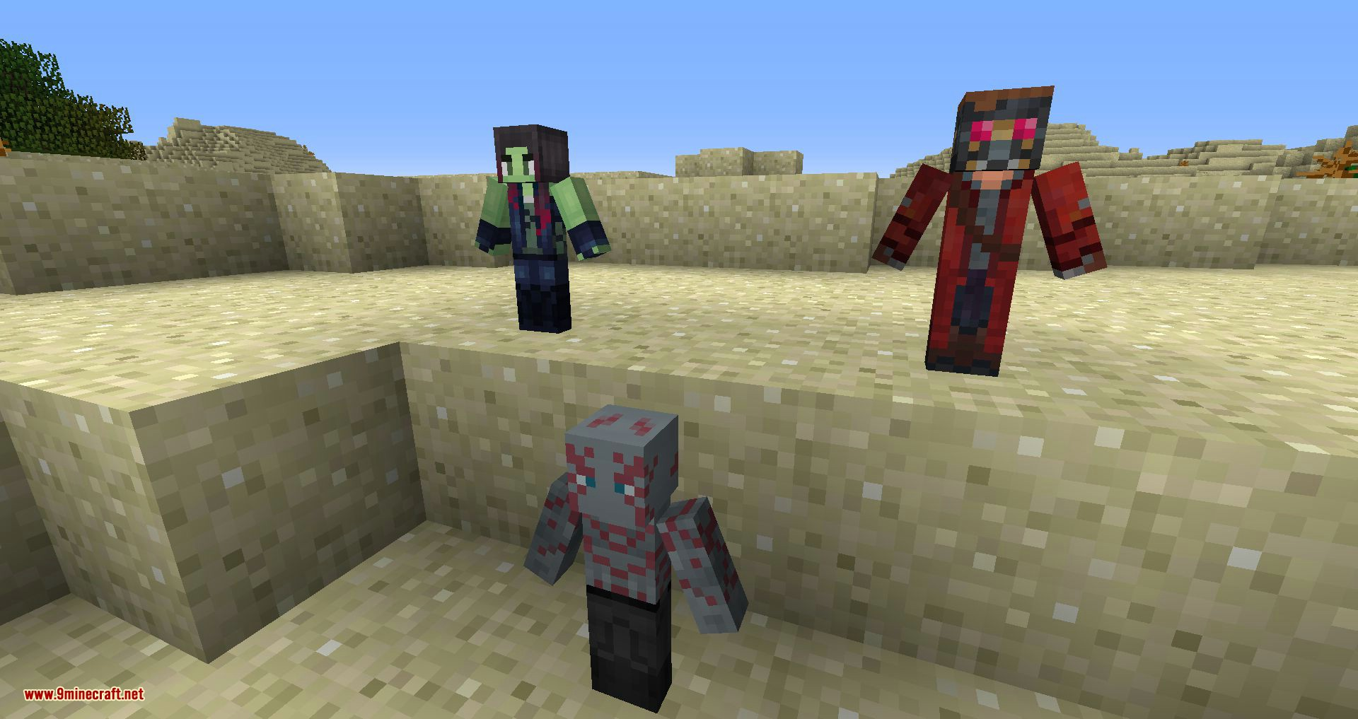 DecoToys mod for minecraft 05
