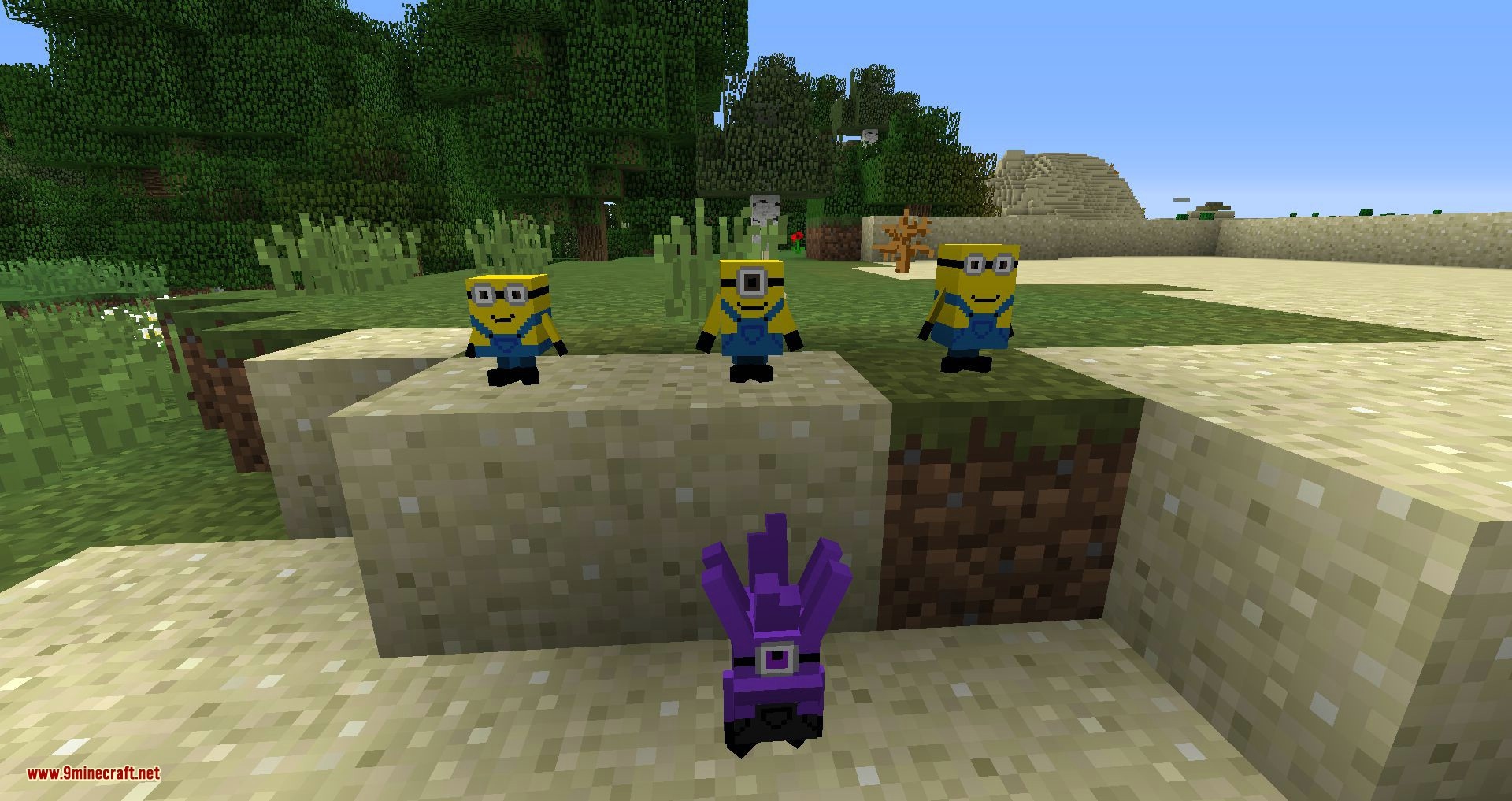 DecoToys mod for minecraft 06