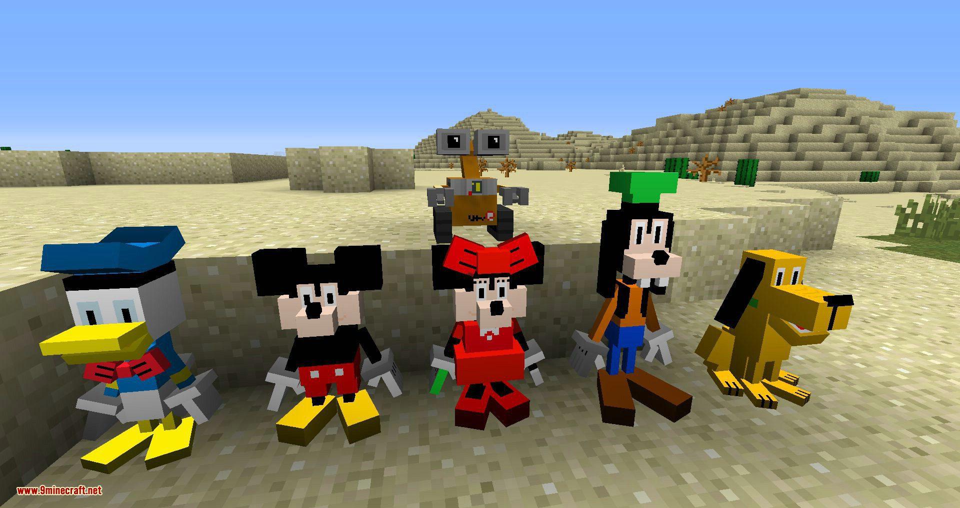 DecoToys mod for minecraft 07