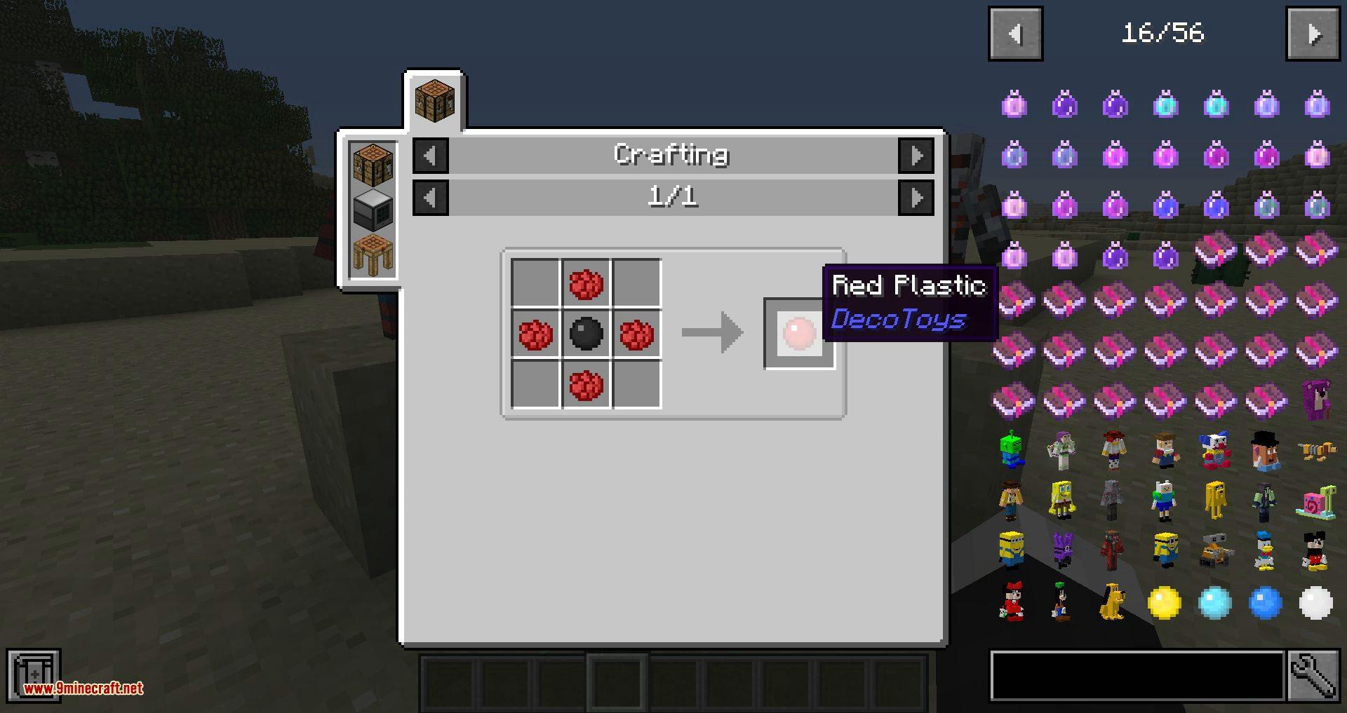 DecoToys mod for minecraft 10
