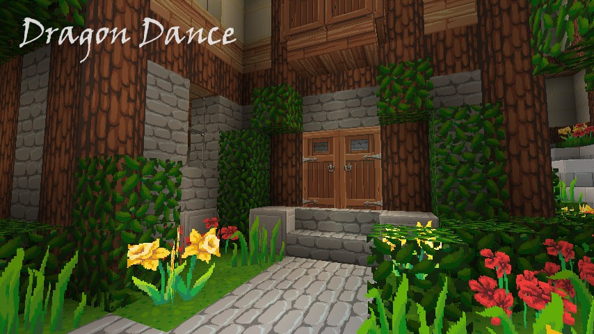 Dragon Dance Resource Pack