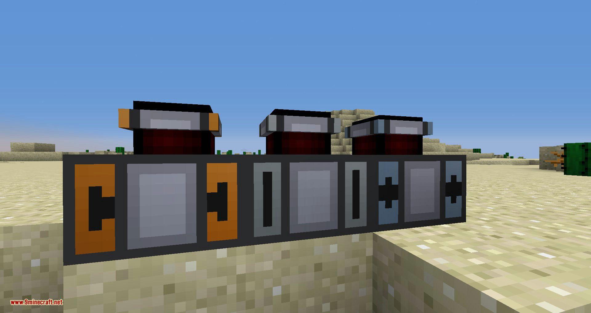 Dynamic Dynamos mod for minecraft 06