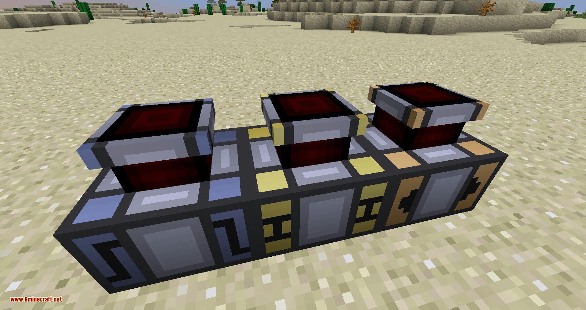 Dynamic Dynamos mod for minecraft 07