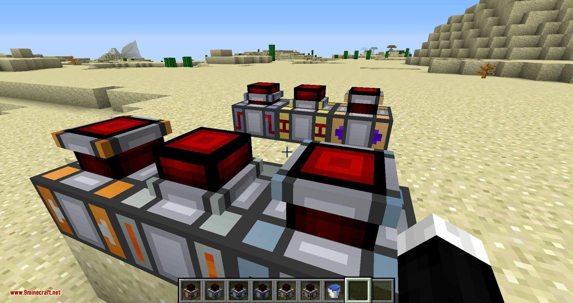 Dynamic Dynamos mod for minecraft 10