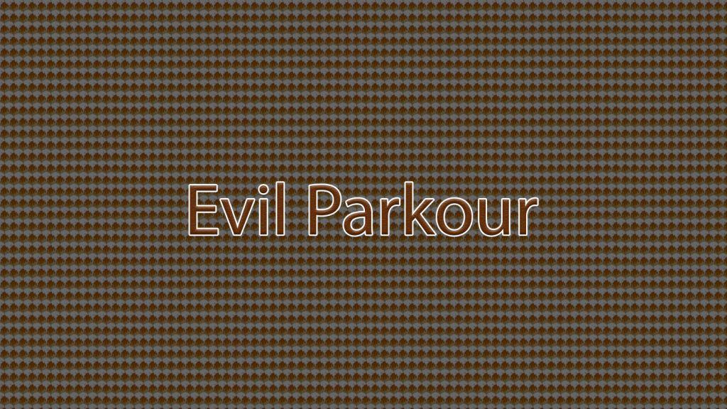 Evil Parkour Map Thumbnail