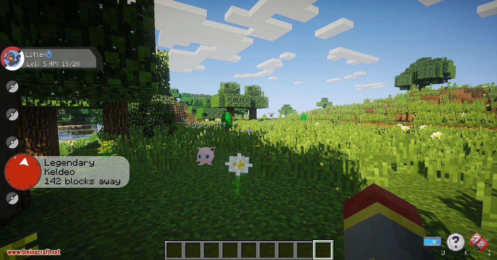 Gameshark mod for Minecraft (6)