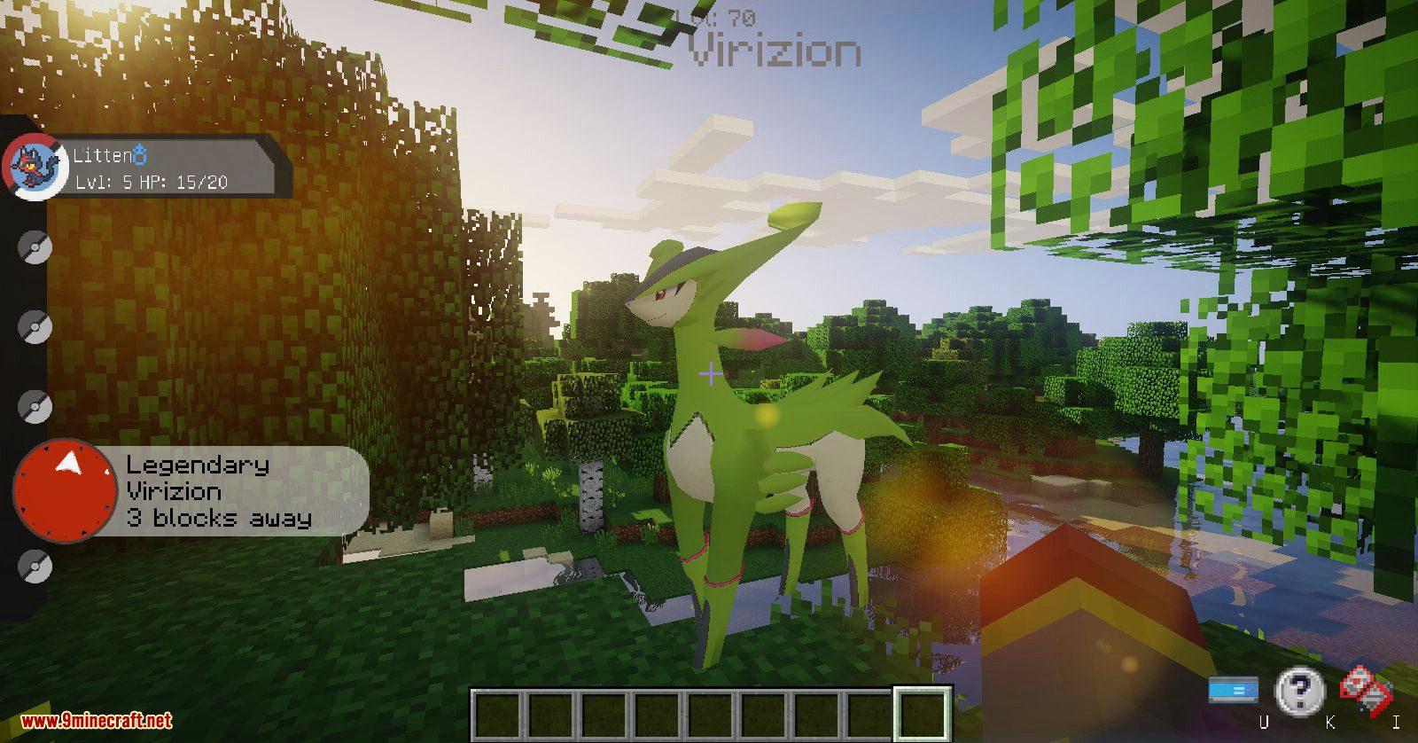 Gameshark mod for Minecraft (8)