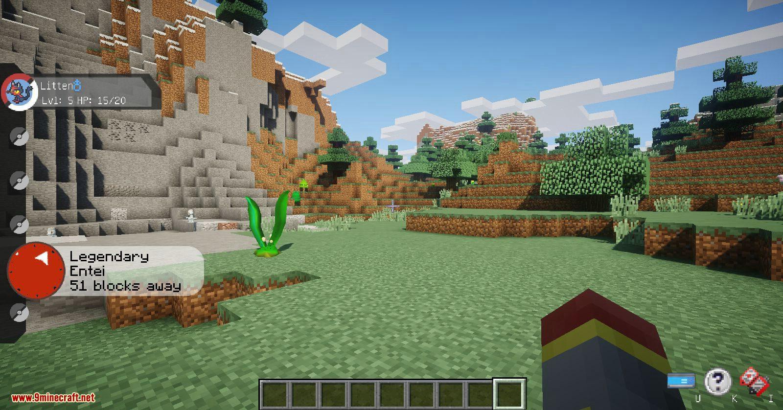 Gameshark mod for Minecraft (9)