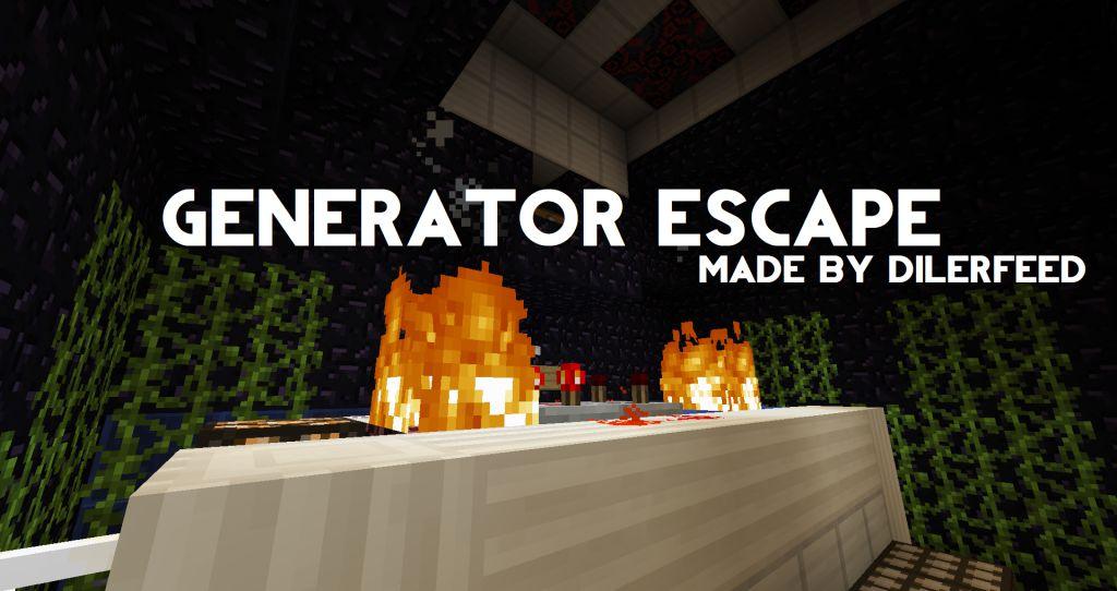 Generator Escape Map Thumbnail