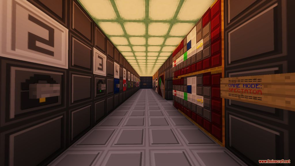 Locked in Minecraft Map Screenshots (2)
