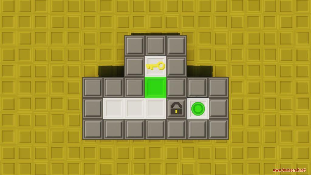 Locked in Minecraft Map Screenshots (4)