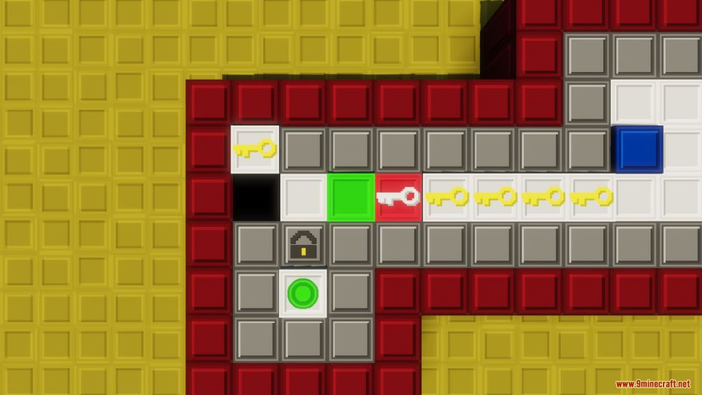 Locked in Minecraft Map Screenshots (8)