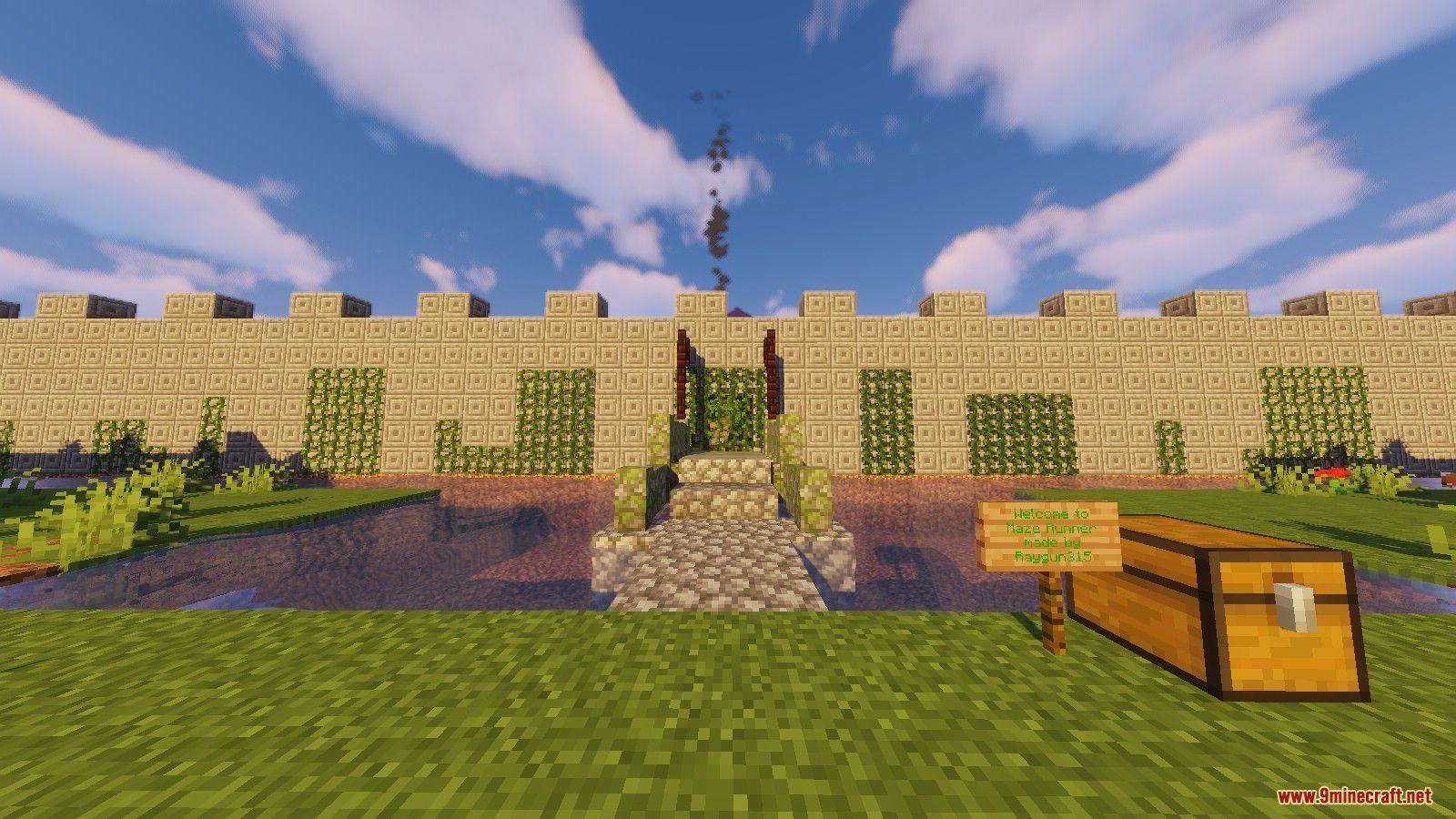Maze Runner Map Screenshots (1)