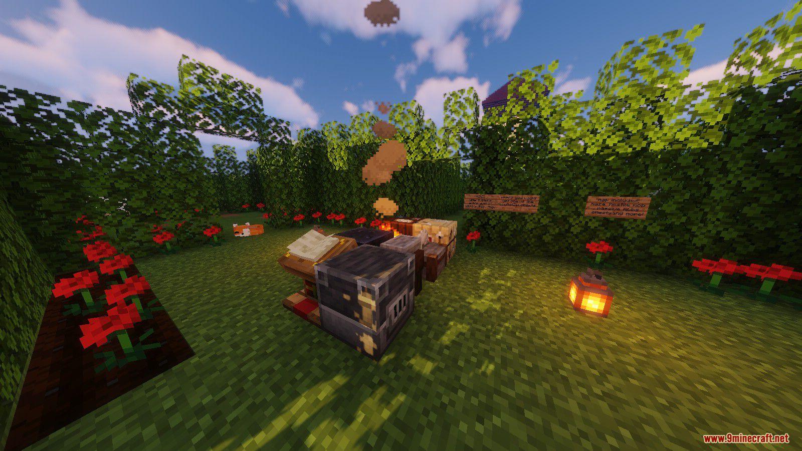 Maze Runner Map Screenshots (2)