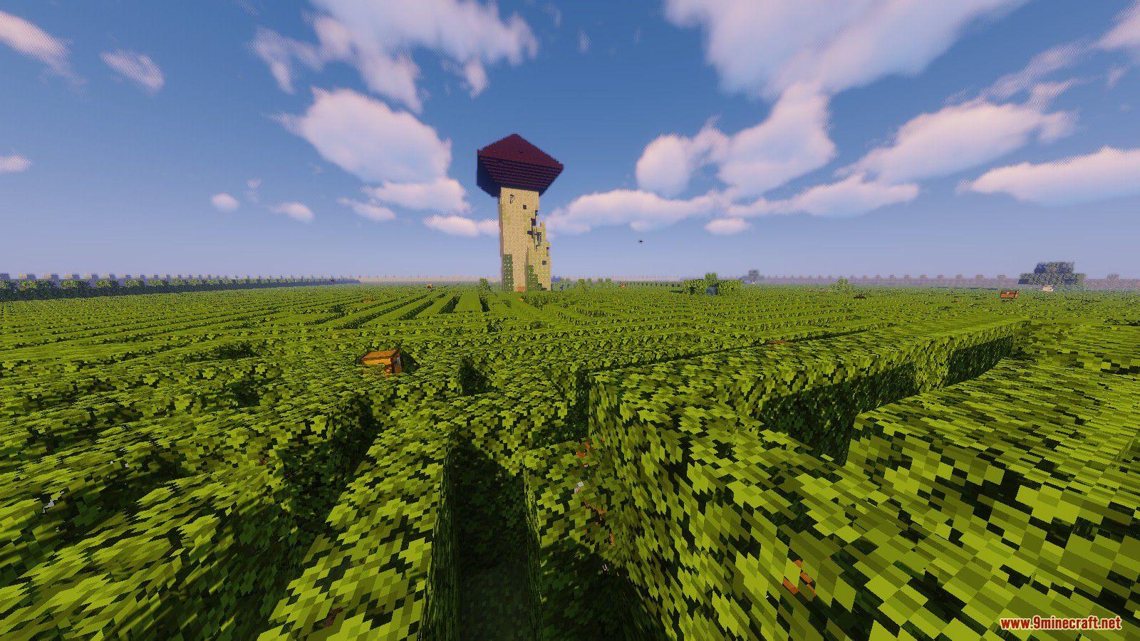 Maze Runner Map Screenshots (3)