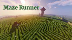 Maze Runner Map Thumbnail