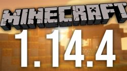 Minecraft 1.14.4 Official Download