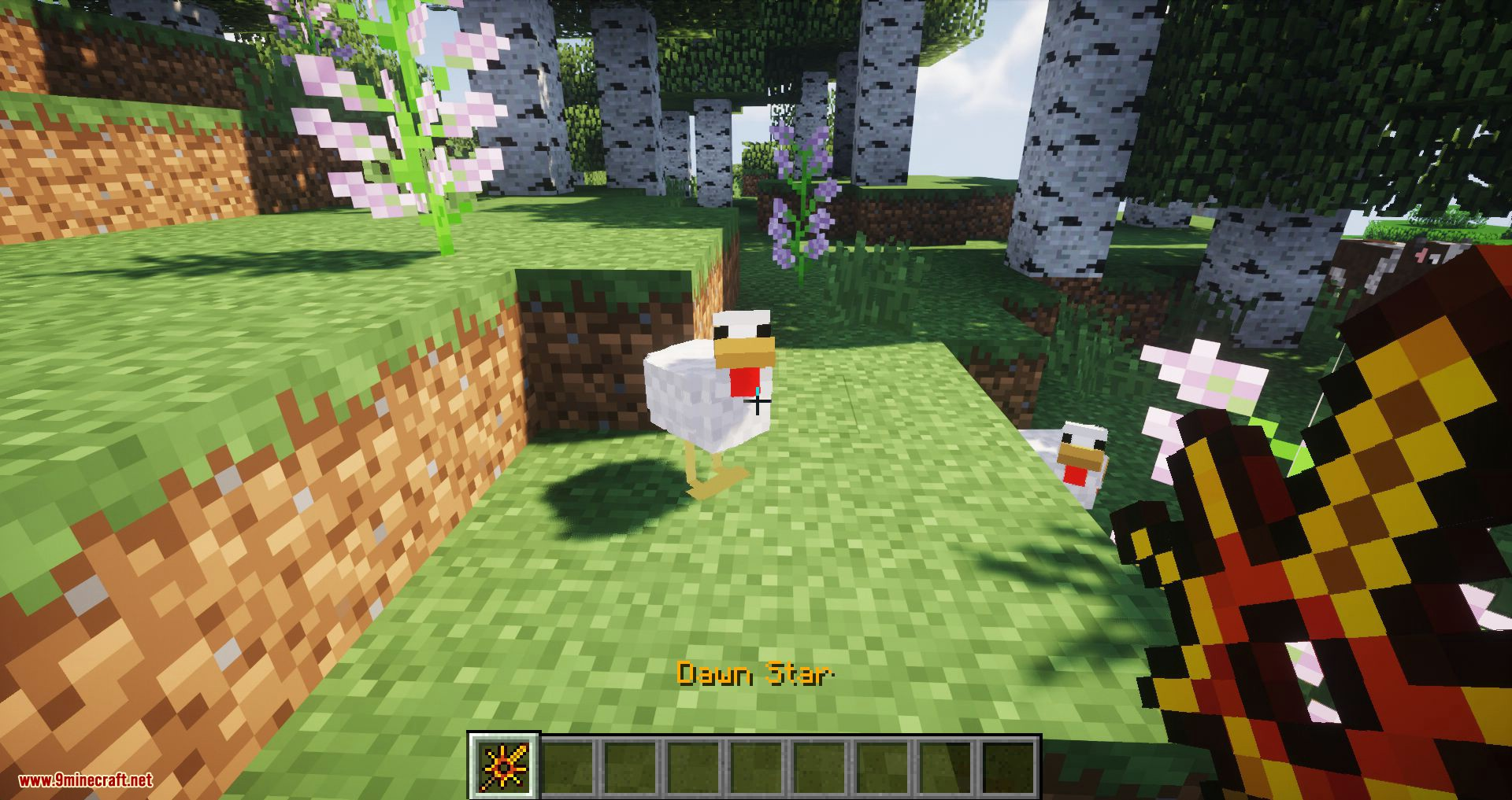 More Swords Legacy mod for minecraft 01