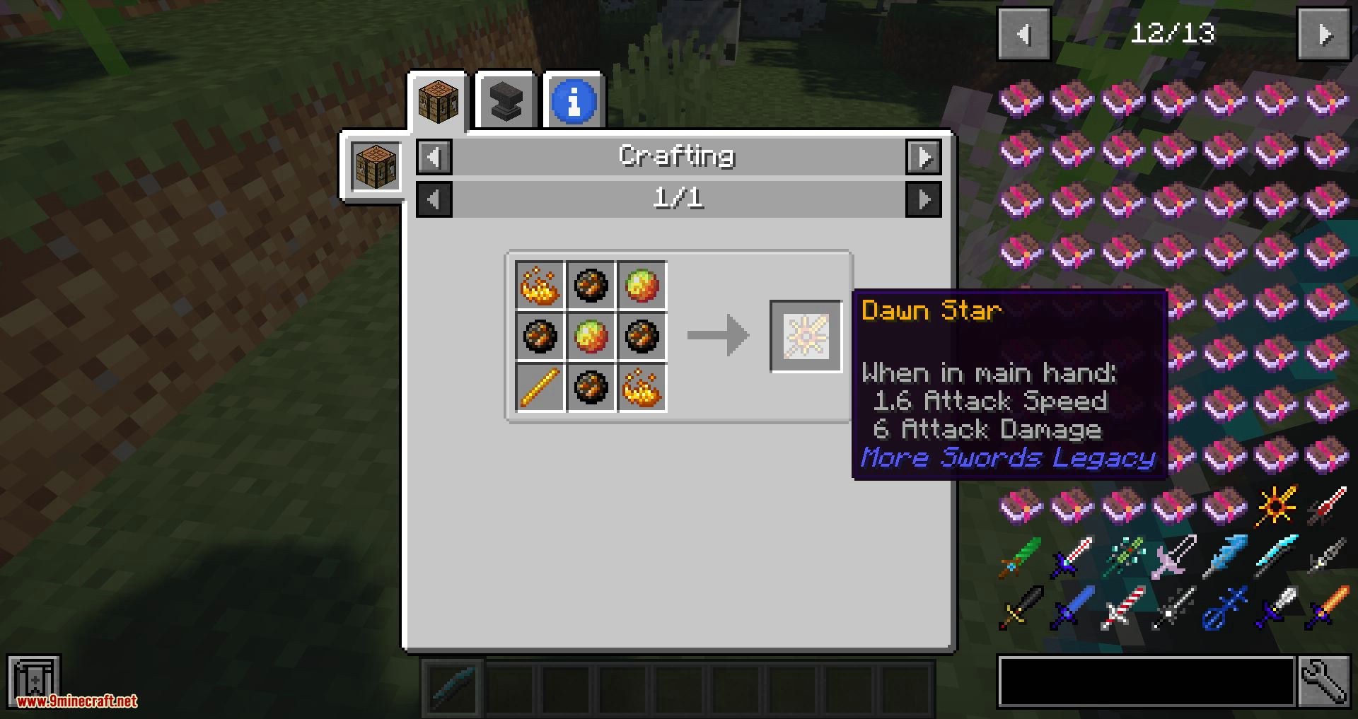 More Swords Legacy mod for minecraft 08