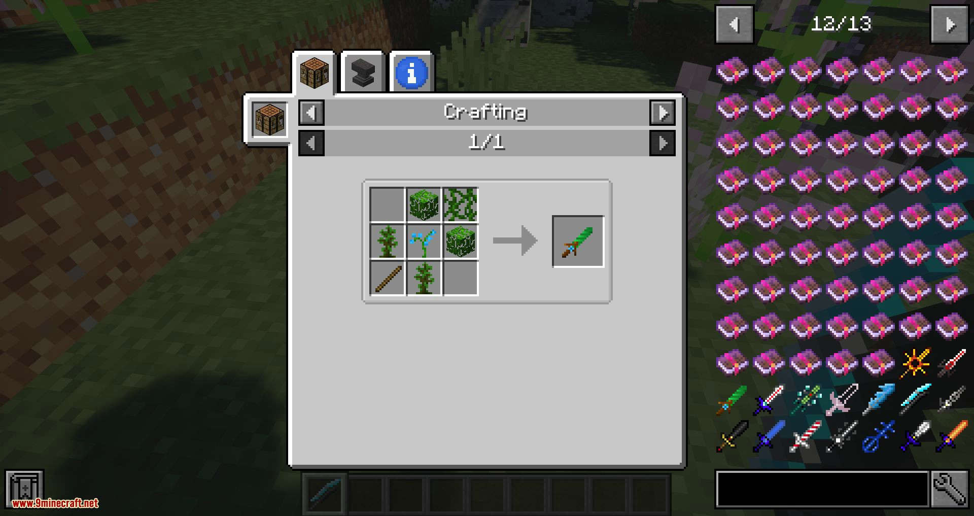 More Swords Legacy mod for minecraft 10