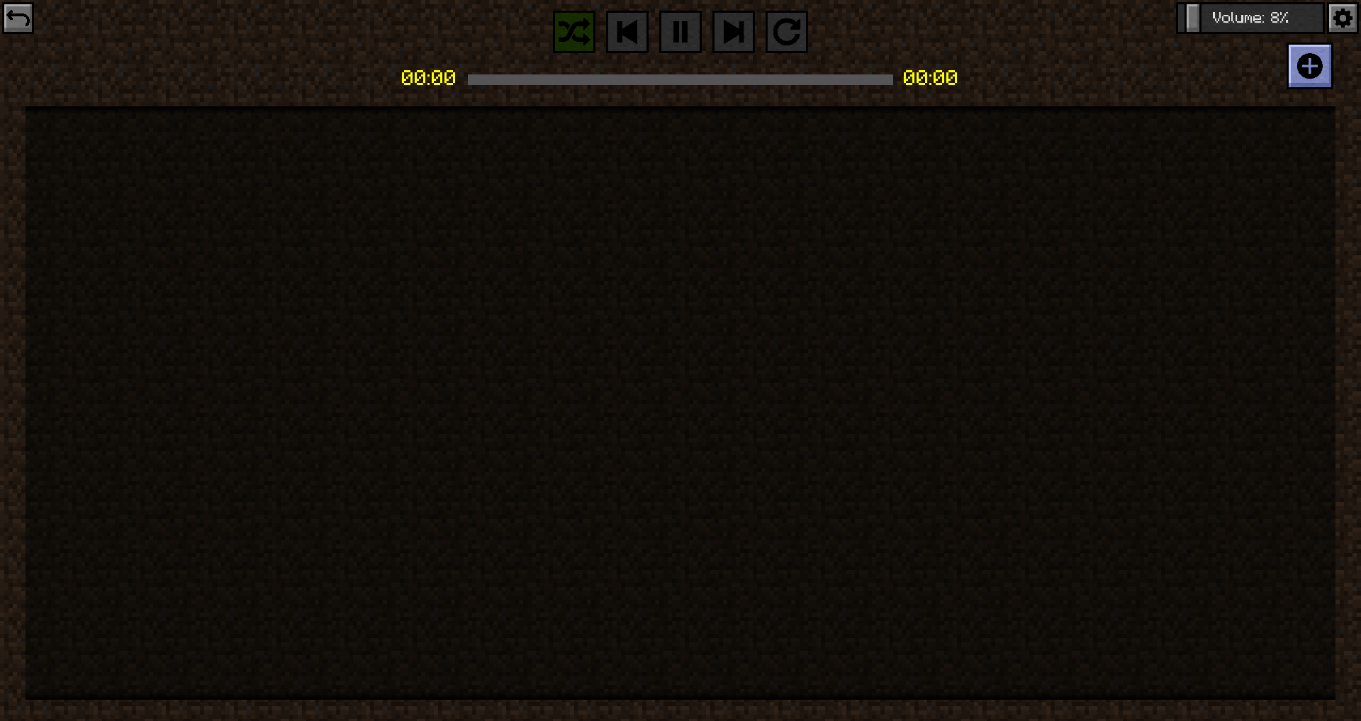Music Player mod for minecraft 22