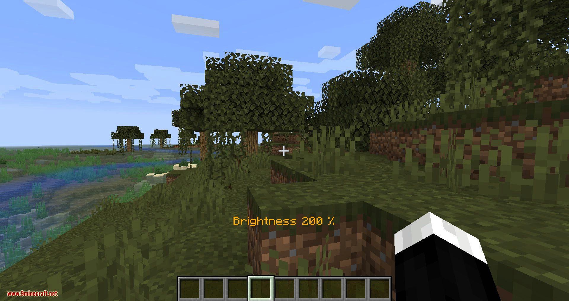 My Brightness mod for minecraft 05