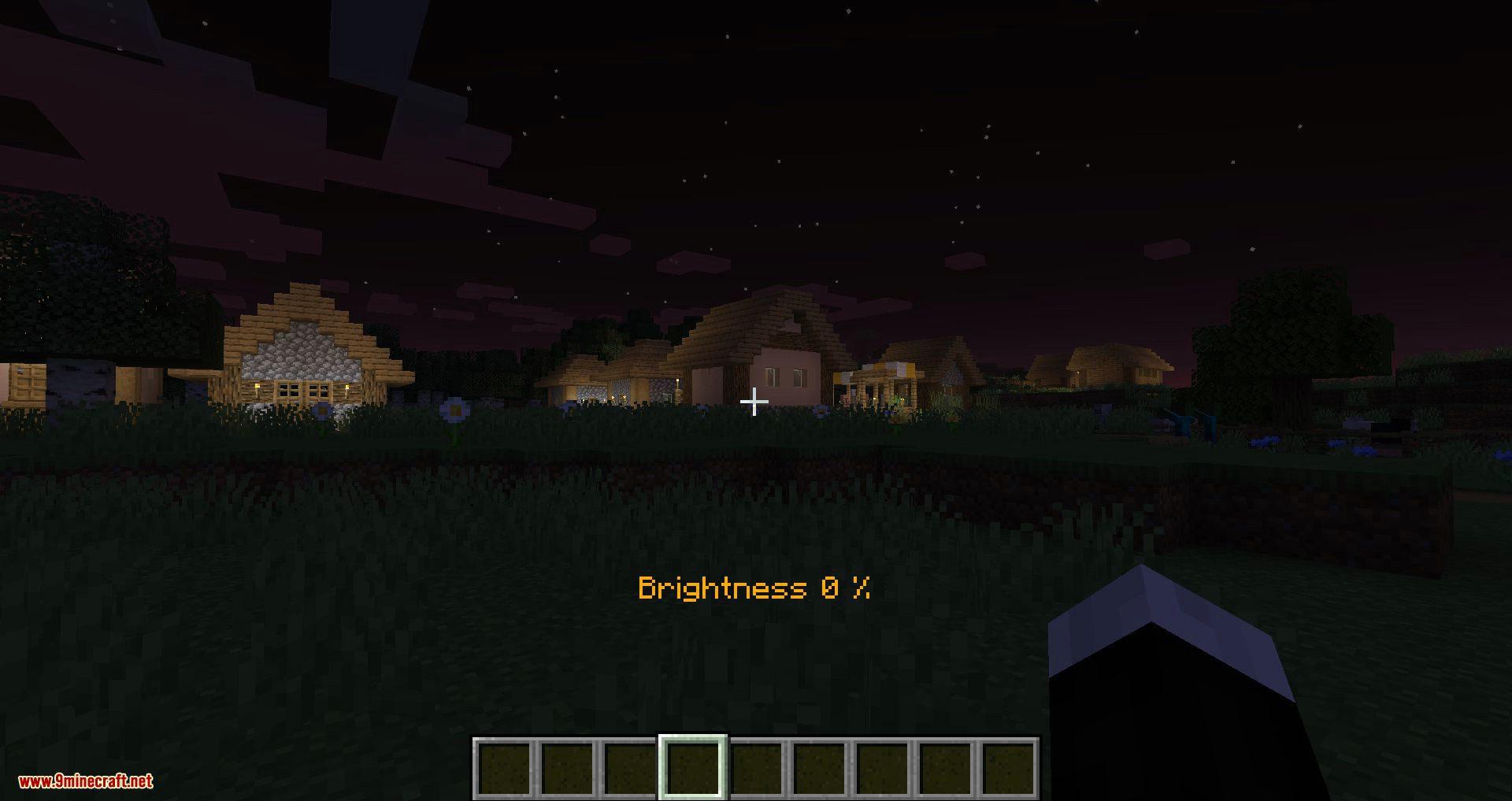 My Brightness mod for minecraft 08