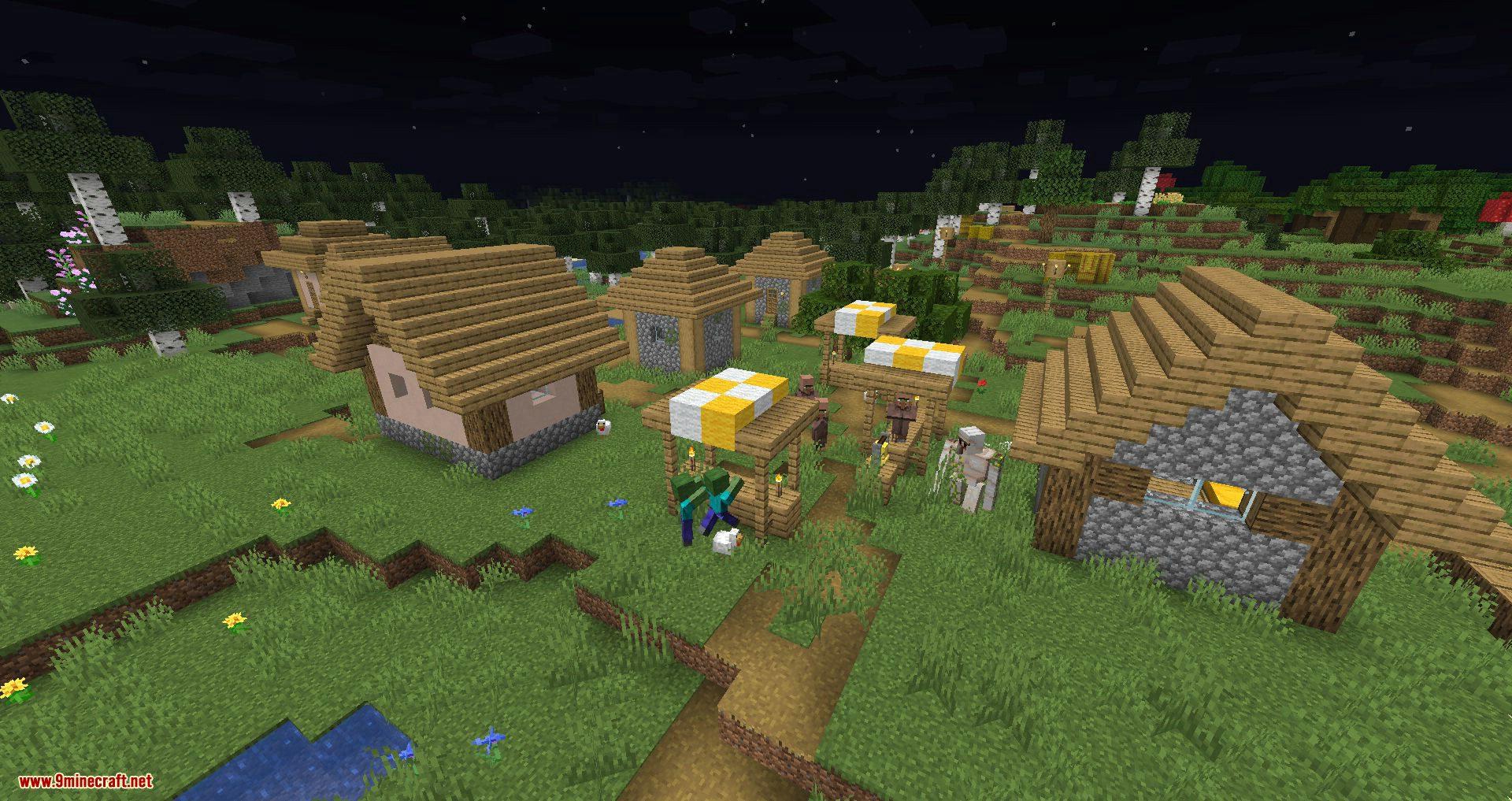 My Brightness mod for minecraft 09